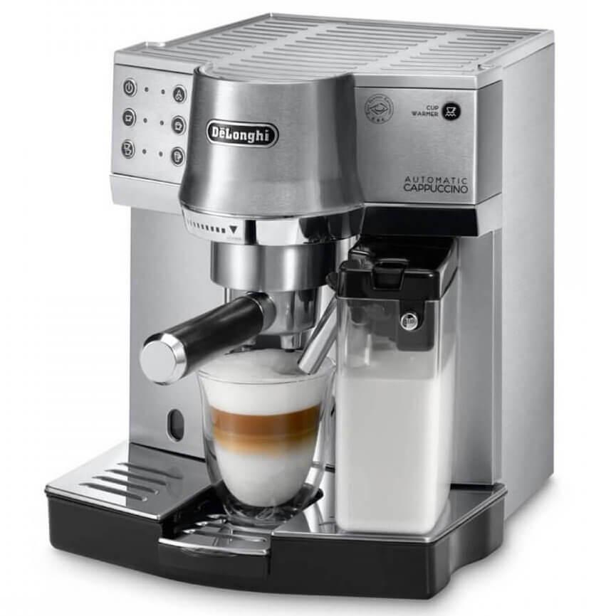 ماكينة ديلونجي Ec860 اهم المواصفات والمميزات والعيوب دليل ماكينة القهوة